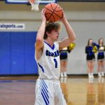 Winter–Boys Basketball–Wilson Central Drops 45-35 Decision To Hendersonville