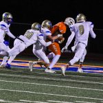 Fall–Football–Wildcats End Season by The Blaze of Blackman in Round One 24-0