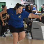 Winter-Bowling- Wildcats split with White house and Station camp