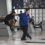 Winter-Bowling-Wildcats and Lady Wildcats Split with Hendersonville Back to Back