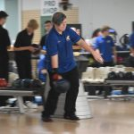 Winter-Bowling-Wildcats split with Gallatin