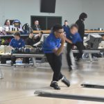 Winter-Bowling-Wildcats Split with Portland to play Lebanon Thursday.