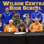 Track/Field–Lady Wildcat Zoe Vlk Signs with University of Tennessee