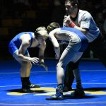 Boys–Wrestling– Wildcats dominate Sycamore. Improves Record To 2-0