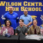 Fall–Golf– Wildcat Trey Melvin Signs with Lee University