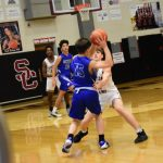 Winter- Boys Basketball- Wildcats Fall In Matchup Against Station Camp