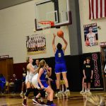 Winter— Girls Basketball— Lady Wildcats Score 58-52 Victory Against Station Camp