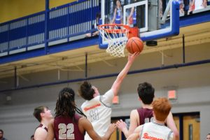 Photo Gallery—TSSAA District 9AAA Tournament SEMI-FINALS  Feb 22, 2020 Game #10–Beech and Station Camp Boys –Photos By Rebeca Miu and Haley Baker of the Sports Information Department Photography Division Wilson Central HS