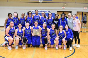 Photo Gallery–TSSAA District 9AAA GIRLS All-Tournament Trophy Presentation