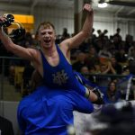 Winter–Wrestling–Wildcat Wrestlers Compete In Region And State Tournament Hunter Borders Crowned STATE CHAMPION