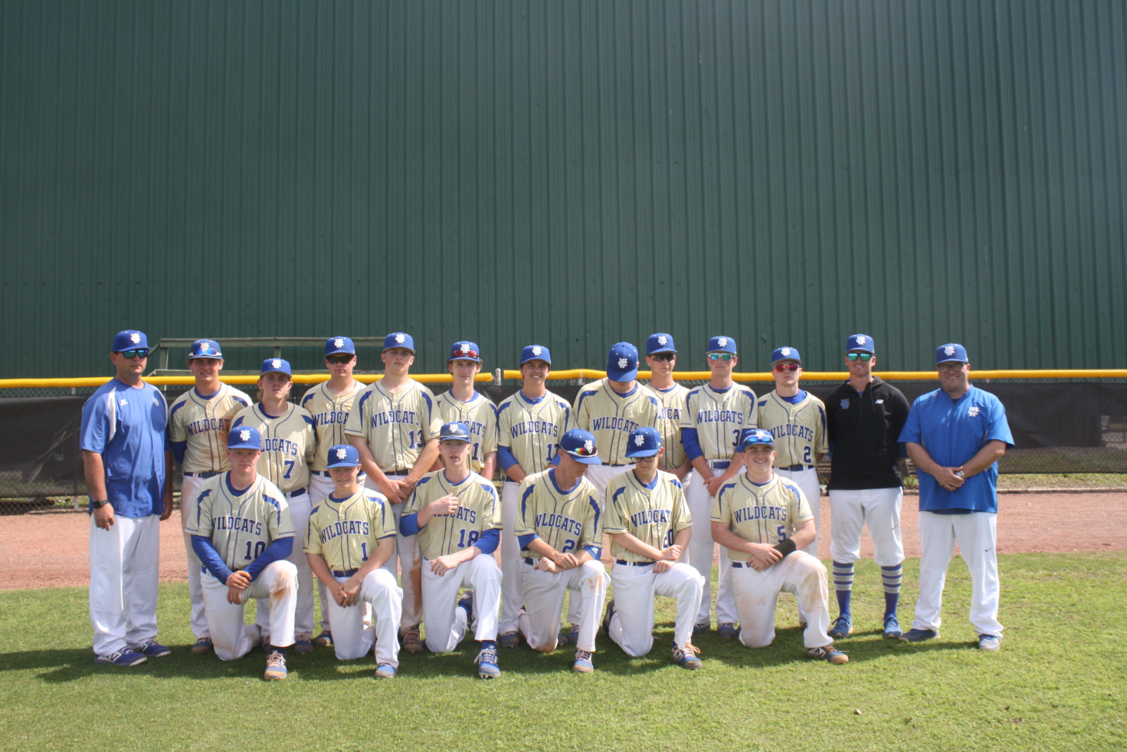 Spring–Baseball–Wildcats Fall in Final 2 Games of Spring Training, Return to Tennessee 2-2