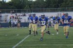 Fall–Freshmen Football–Wildcats Claw Greenbrier 28-22.