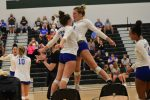 Fall–Volleyball–Lady Cats Continue Unbeaten Streak in District Play with 3-0 Thrashing of Green Hill