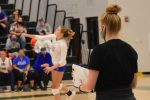 Fall–Volleyball–Lady Cats Go 2-1 in Border Battle Tourney