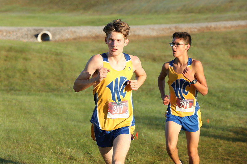 Fall– Cross Country– Montgomery County Invitational, October 3rd, 2020
