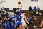Winter–Girl's Basketball–Lady Wildcats Open 2020 Season At CPA