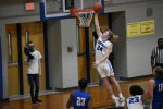 Winter–Boys Basketball–Wildcats Pick Up Close But Impressive Win Over The Lebanon Blue Devils 66-62.