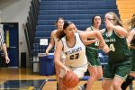 Winter–Girls Basketball–Lady Hawks down Lady Wildcats in First Ever Match-up at Central
