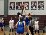 Winter–Girls Basketball– Wildcats Outmatched by Bison, Suffer 73-51 Loss to Station Camp