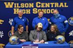 WCSN—-Wildcat Alex Cain Signs with Furman to play Football.