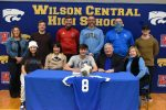 Boys Soccer News—Wildcat Steven Stone Signs With Lincoln Memorial University.