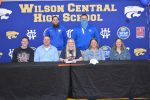 Track and Field– Kennadi Yoder signs with CARSON NEWMAN UNIVERSITY–Jefferson City, Tn.