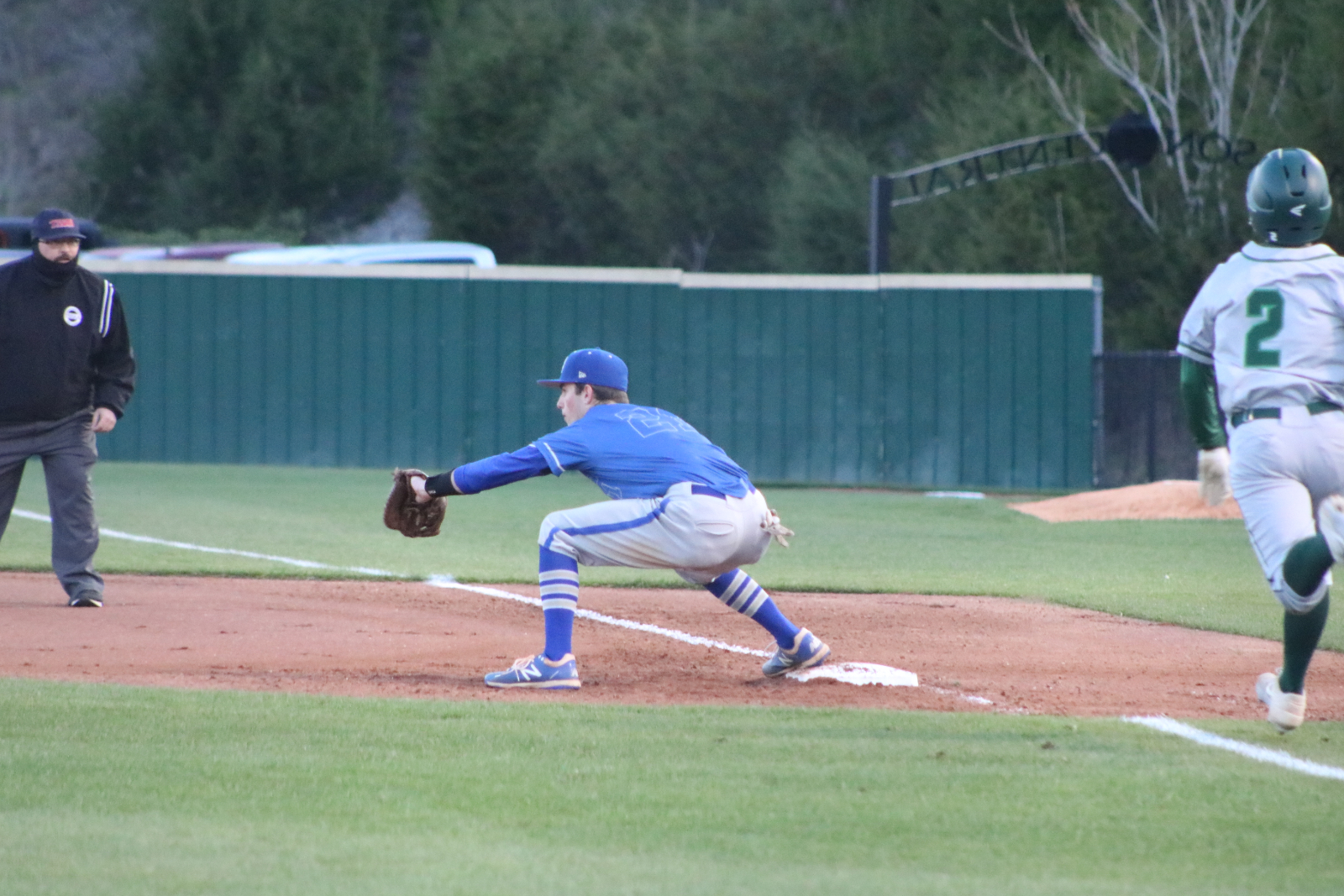 Spring–Baseball  Photo Gallery #3   WC at Green Hill… Photos by:  Emily Wilson