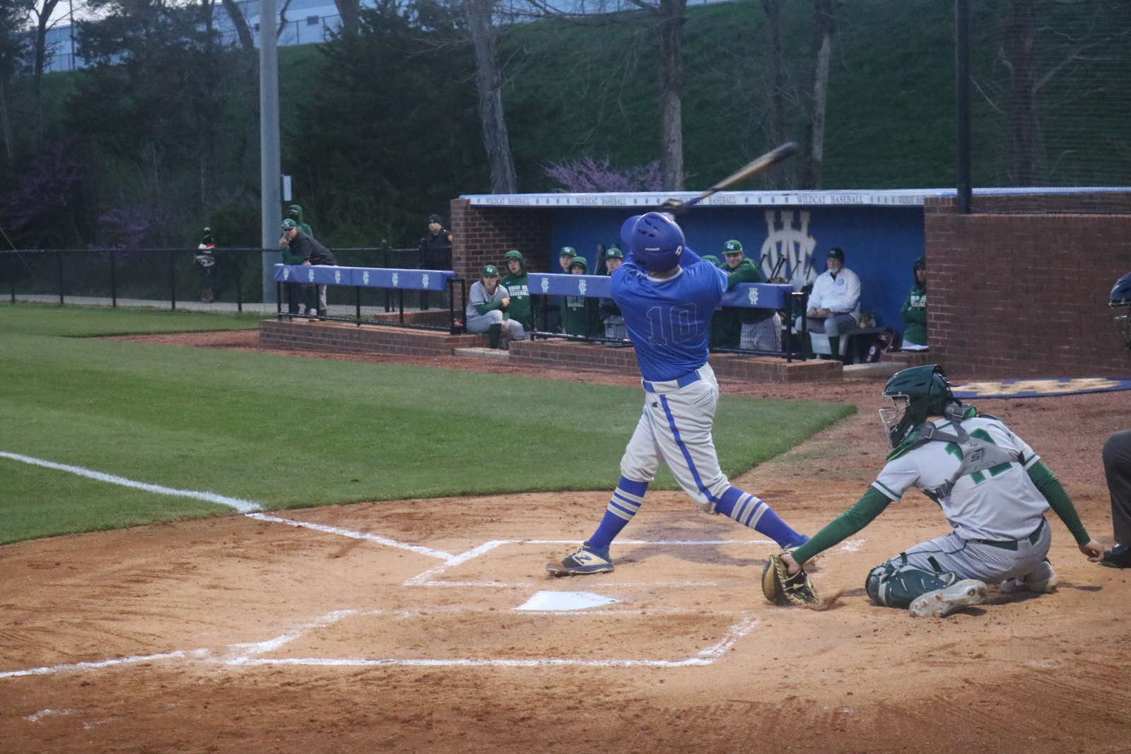 Spring–Baseball  Photo Gallery #2   WC vs. Green Hill… Photos by:  Haley Baker