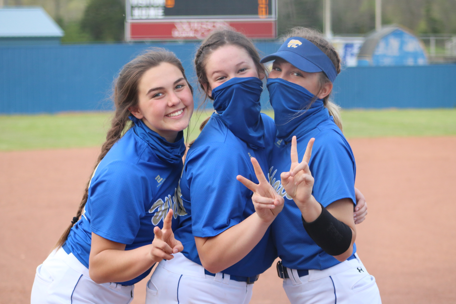 Spring–Softball Photo Gallery #5   WC vs. Gallatin   Pictures by: Haley Baker