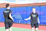 Spring–Tennis– Wilson Central vs Blackman, Boys dominate again, Girls get 3rd win