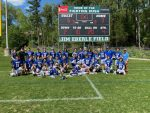 Spring–Lacrosse–Boys– The Wildcats Defeat Notre Dame (6-3) for first win in school history
