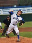 Spring—Baseball— Sophomore Isaac Schafer and Wildcats Stun Golden Bears with 4 Hit Shutout 1-0