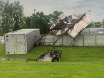 Wilson Central Athletic Complex Struck by Early Morning Storms