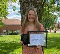 Sydney Dalton Selected as Wilson County Sports Council Best All Around Female Student Athlete of the Year