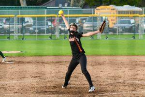 Varsity Softball vs. Leigh, 3/7/17