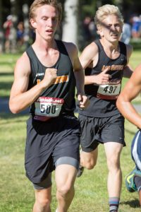 Cross Country SCVAL #1 9/26/17