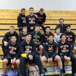 Los Gatos High School Coed Varsity Wrestling beat Rosemont High School 39-33