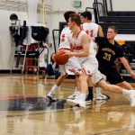 Boys Varsity Basketball beats Los Altos 76 – 54