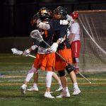 Boys Varsity Lacrosse beats Saratoga 14 – 5