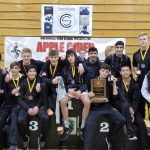 Wrestling Team Finishes 1st at the Apple Cider Invitational in Watsonville