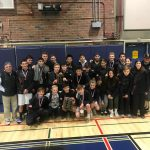 Varsity Wrestling Pins its way to an SCVAL Championship