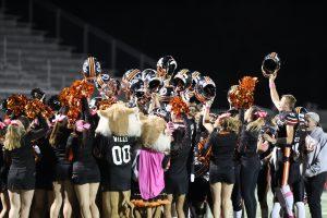 Varsity Football vs Santa Clara – 10/11/19