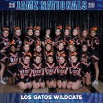 Traditional Competitive Cheer - JAMZ Nationals