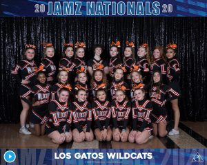 Traditional Competitive Cheer – JAMZ Nationals