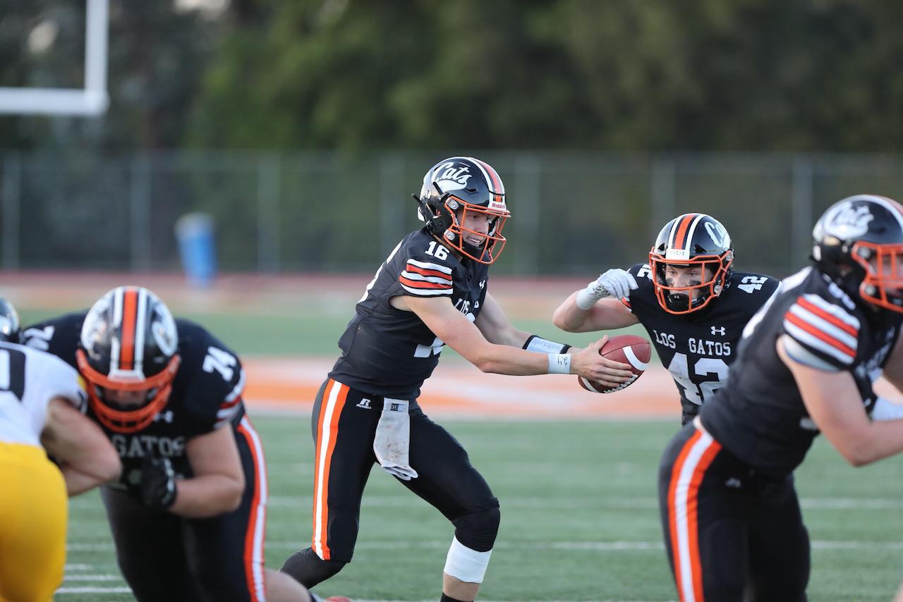 Varsity Football vs Mountain View – 4/2/21