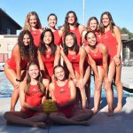 Girls Water Polo in CCS Quarterfinals