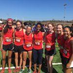 Girls Varsity Cross Country 2019