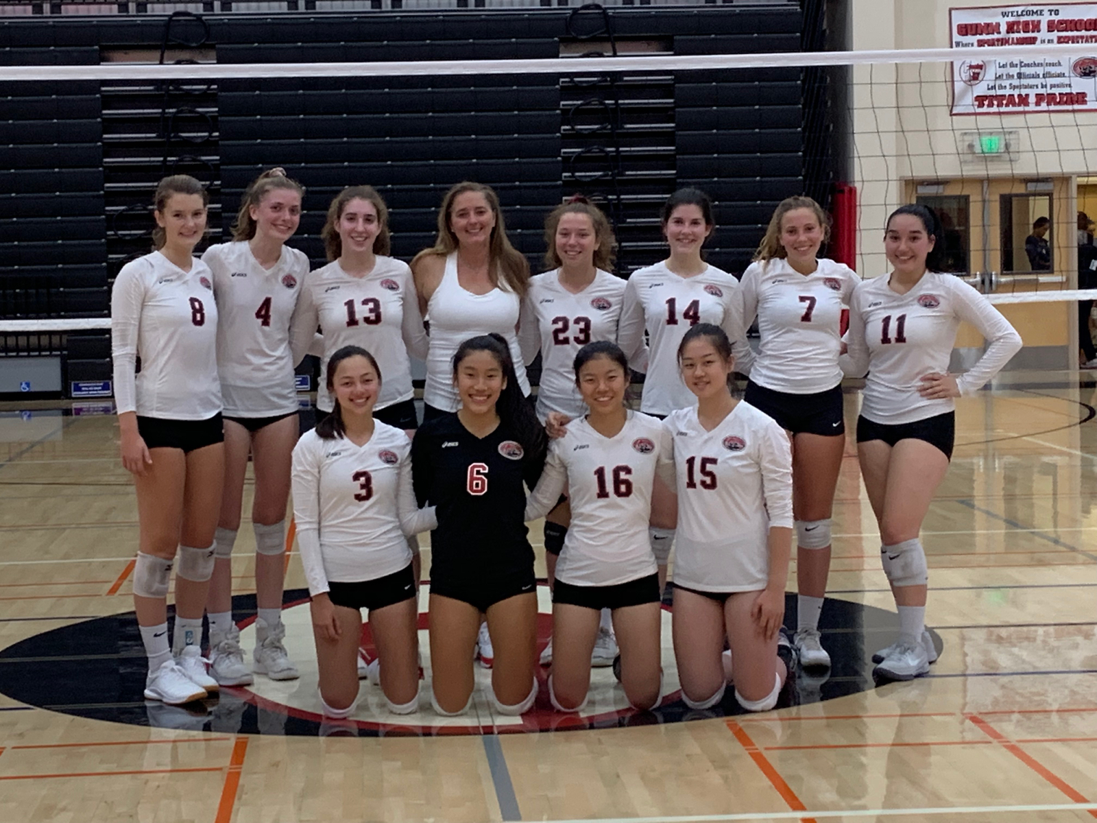 Girls Volleyball v Paly, Thursday Oct 3, Titan Gym