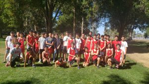 Boys Junior Varsity Cross Country