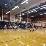 Incline High School Girls Varsity Volleyball falls to Pershing County High School 3-1